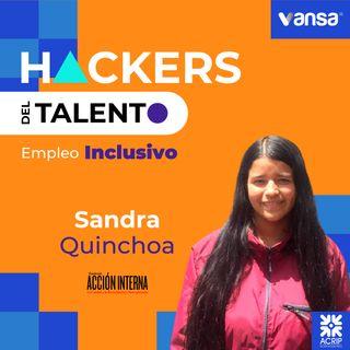 Bonus Track - Sandra Quinchoa  - Fundación Acción Interna-  Empleo Inclusivo