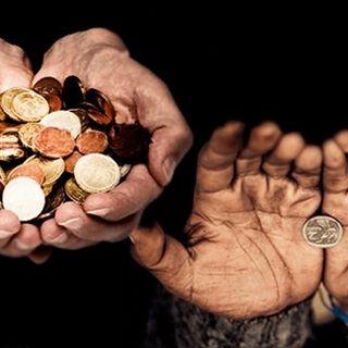 Oxfam y la riqueza