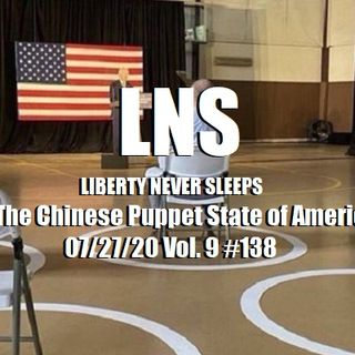The Chinese Puppet State of America 07/27/20 Vol. 9 #138