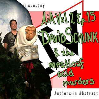 AiA Vol 2 Ep 15: David Schunk and the Meatloaf Acid Murders