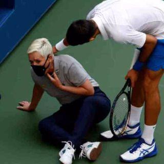 The Nasty Side of Novak Djokovic