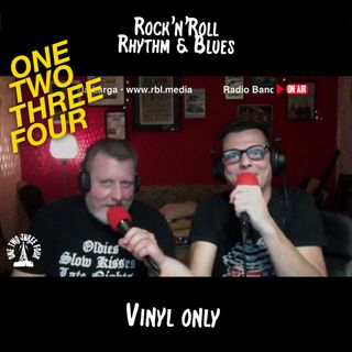 1234 Vinyl Only • finest Rock'n'roll, Jive, R&B from the Fifties! Feb. 02, 2021
