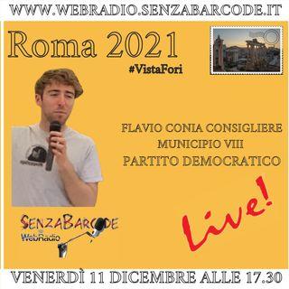 Flavio Conia #Roma2021