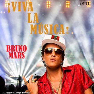 T01E10 Bruno Mars: La historia de Grenade y Just The Way You Are