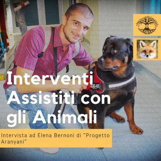 Interventi Assistiti con gli Animali (intervista) - Impronta Animale