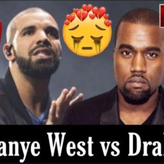 🚨TRIGGER WARNING🚨Kanye West vs Drake- A DEEPER LOOK!!
