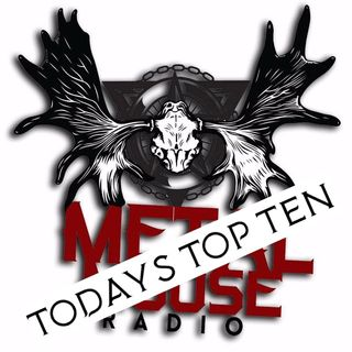 METAL MOOSE TOP TEN TRACKS 7-26-18