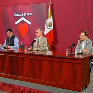 Asciende a 16 mil 448 los fallecidos en México por coronavirus