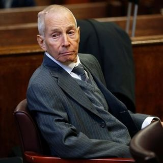 Rober Durst faces new murder charge