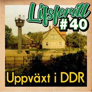 Lifsferill #40: Uppväxt i DDR