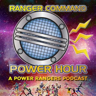 "RCPH #126: ""Boom Studios PR Comics Pt 5: Shattered Grid Finale + nWay: ""Making of HF Yellow Ranger"""