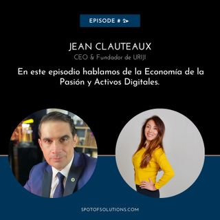 Jean Clauteaux - Founder of URIJI - E2