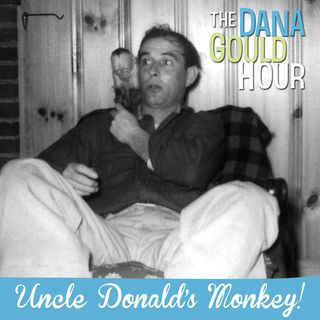 Uncle Donald's Monkey!