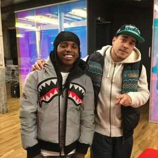 """The Jacquees & """"YMHH"""" Episode"""