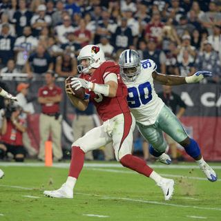 Dak Prescott and DeMarcus Lawrence Lead Cowboys over Cardinals, NFL Takes a Knee