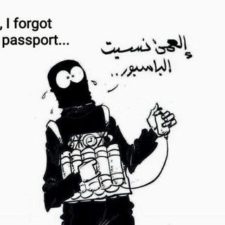 "GLOBAL TERROR: The ""Conveniently - Left - Behind"" Passport Phenomenon +"