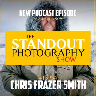 4. #TSPS4 Chris Frazer Smith on becoming The Lucie Photographer Of The Year, Shooting Abroad & The National Portrait Gallery.