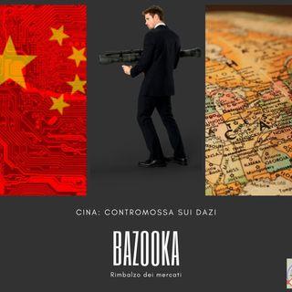 #218 La Borsa...in poche parole - 16/8/2019 - Bazooka!