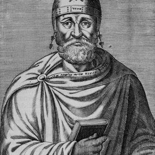Filón de Alejandría, primer filósofo judío y antecesor del cristianismo medieval.