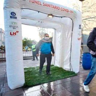 Mi opinion sobre los Tuneles de desinfeccion