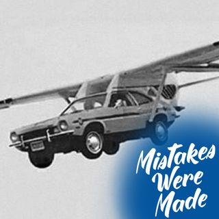 Episode 7 - The Flying Car