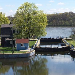 Update on the Fox River Locks