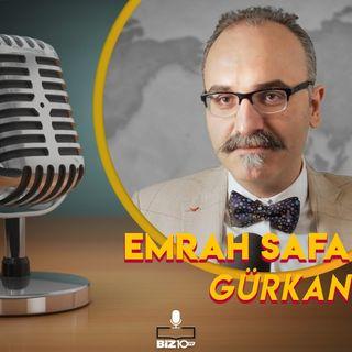 Batu Yakası #7 Konuk: Emrah Safa Gürkan | Tarih Nasıl Okunmalı, Okuma Alışkanlığı Nasıl Gelişir?