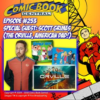 #253: Scott Grimes from The Orville and American Dad