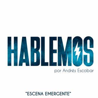 Escena emergente - Andrés Escobar