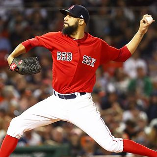 Red Sox Ace David Price Hot And Owns Blue Jays