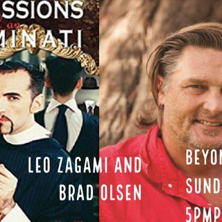 Illuminati Insider Leo Zagami and Brad 'Esoteric' Olsen