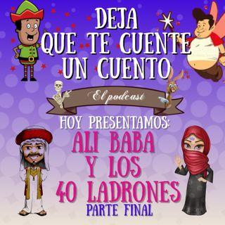 09 Ali Baba y Los 40 Ladrones Parte final