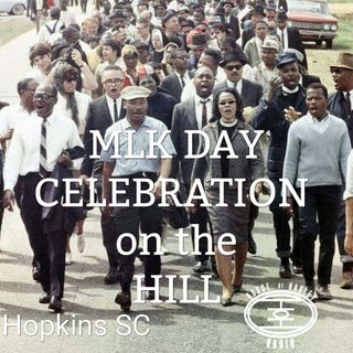 Martin Luther King Day on the Hill