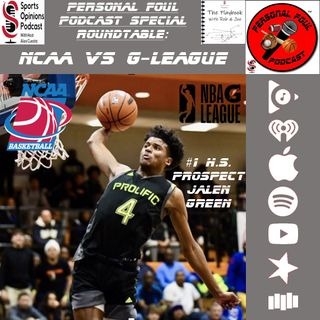 PFP Special: NCAA vs G-League