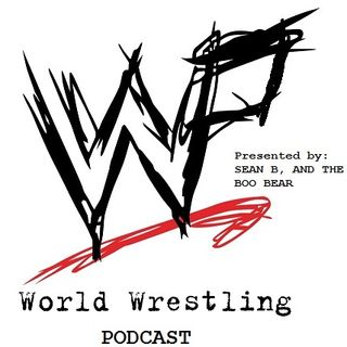 THE WORLD WRESTLING PODCAST - RUMBLE ROAD