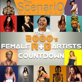 The 2000s R&B Women's Countdown