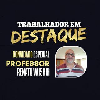 Professor Renato Vaisbih fala sobre os desafios da comunicação em 2021