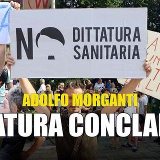 Adolfo Morganti LItalia non è più una democrazia di stampo occidentale
