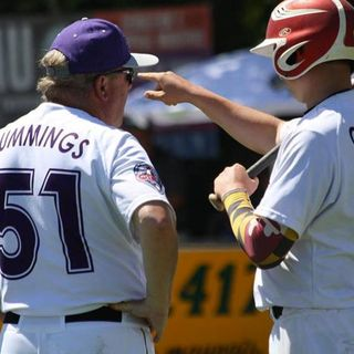 Sports of All Sorts: Coach Chris Cummings and Player Mac McGrath From AAU International Baseball