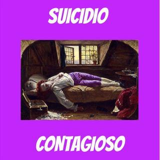 """ep.8- """"L'effetto Werther: quando a diventare contagioso diventa il suicidio"""""""