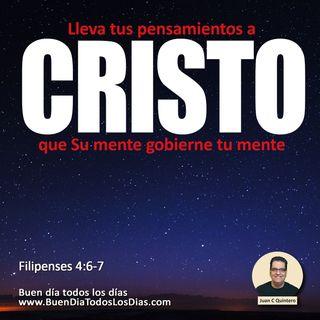 Pensamientos llevados a la Mente de Cristo