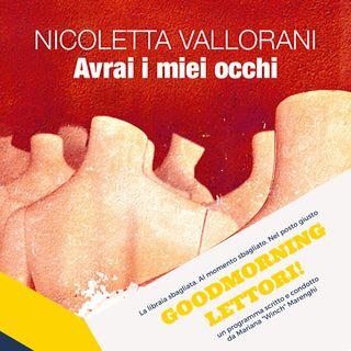 Le novità in libreria, la #GiornataDellaMemoria e Nicoletta Vallorani con AMO - 27 gennaio