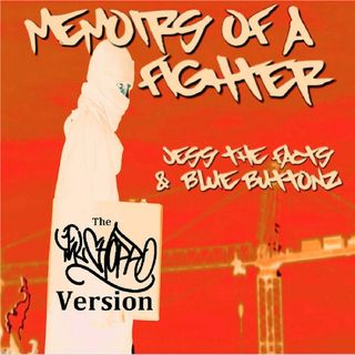 Jess The Facts and Blue Buttonz - Poet Of Protest (El Chop #2 mix) - HipHop Philosophy Records