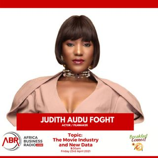 The Movie industry and New Data - Judith Audu Foght