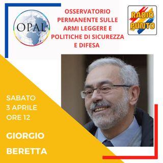SPESE MILITARI ED EXPORT DI ARMI: Intervista a Giorgio Beretta.