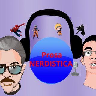 Prosa Nersitica #PODCAST Previsões Oscar, Teoria Capitã Marvel, Gotham, Dragon Ball, e outros
