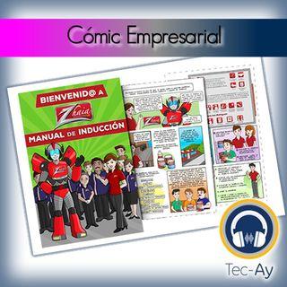 El comic empresarial