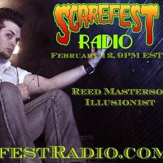 Illusionist Reed Masterson SF9 E11