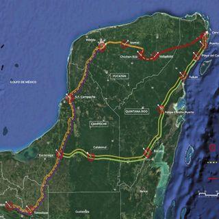 Para ahorrar 5,500 mdp, gobierno modifica tramo del Tren Maya