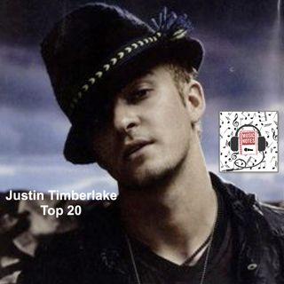 Episode 69 - Justin Timberlake Top 20